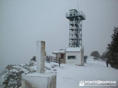 La Fuentona - Sierra de Cabrejas; senderismo; rutas de senderismo en madrid